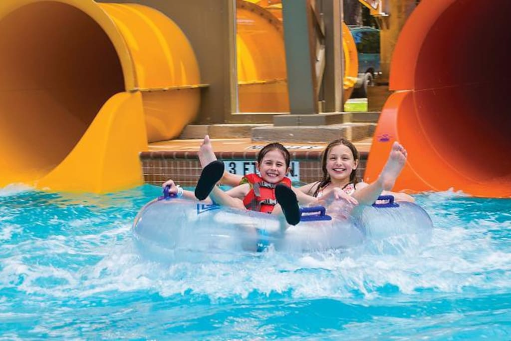 Indoor water park - year round - paid admission