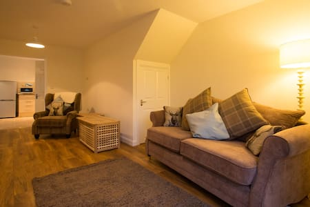 Foxglove Farm Stay Holiday Cottage (With Hot Tub) - Harwood Dale - Huis