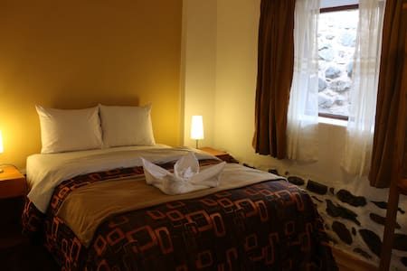 RIVERSIDE SINGLE ROOM OLLANTAYTAMBO - Ollantaytambo - Penzion (B&B)