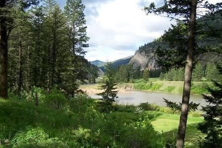 Blackfoot River Retreat - Missoula County - Rumah