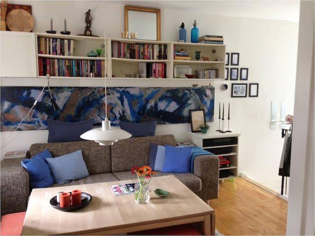 Dejlig bolig tæt på Aaahus Midtby - Brabrand - Appartement
