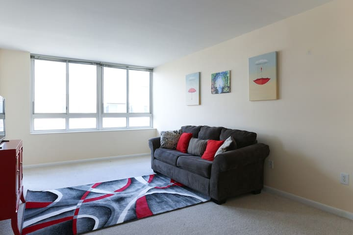 1 BR/BA Contemporary Apartment - Washington - Appartement