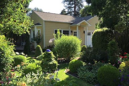 Charming Cottage, near downtown - Los Gatos - Bungalow