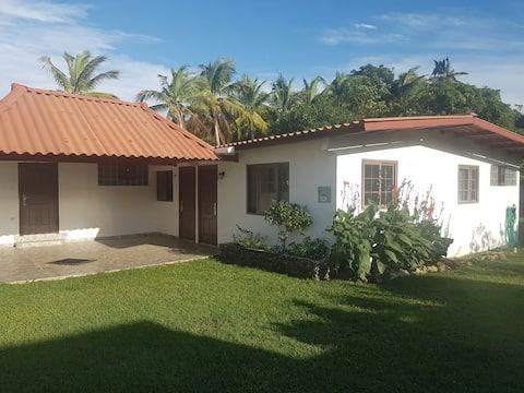 Studio on a beachfront property near Panama city