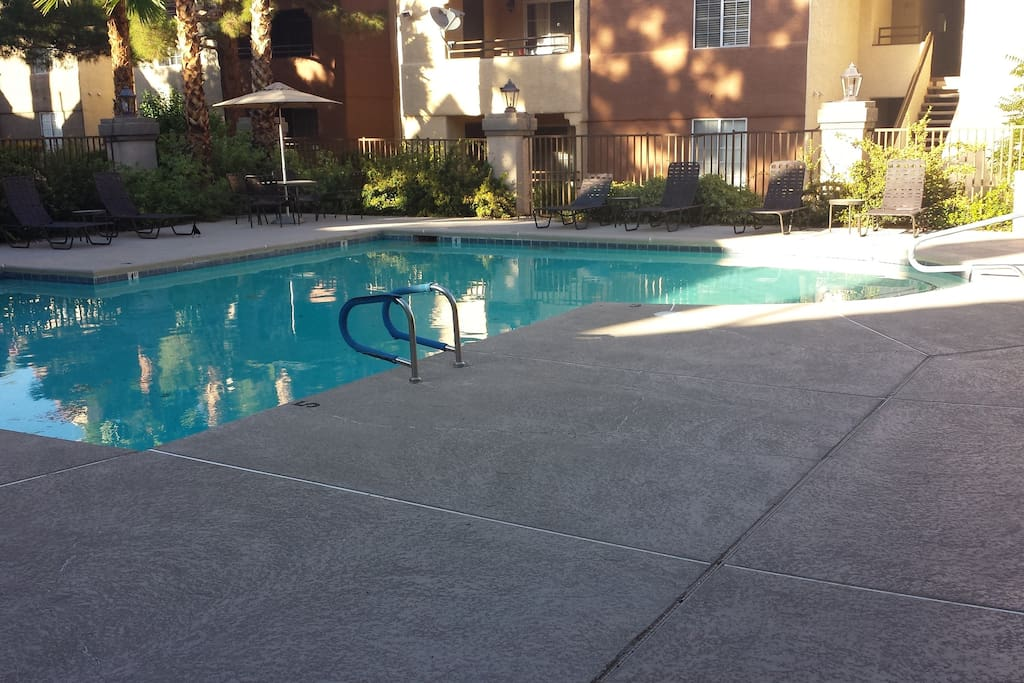 pool- located within steps of our condo