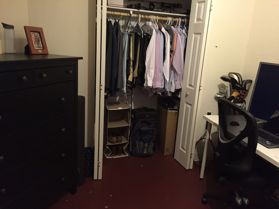 Closet to Hang Clothes