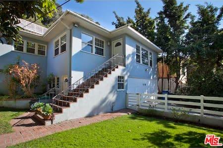 Santa Monica Canyon Beach Home - Santa Monica - House