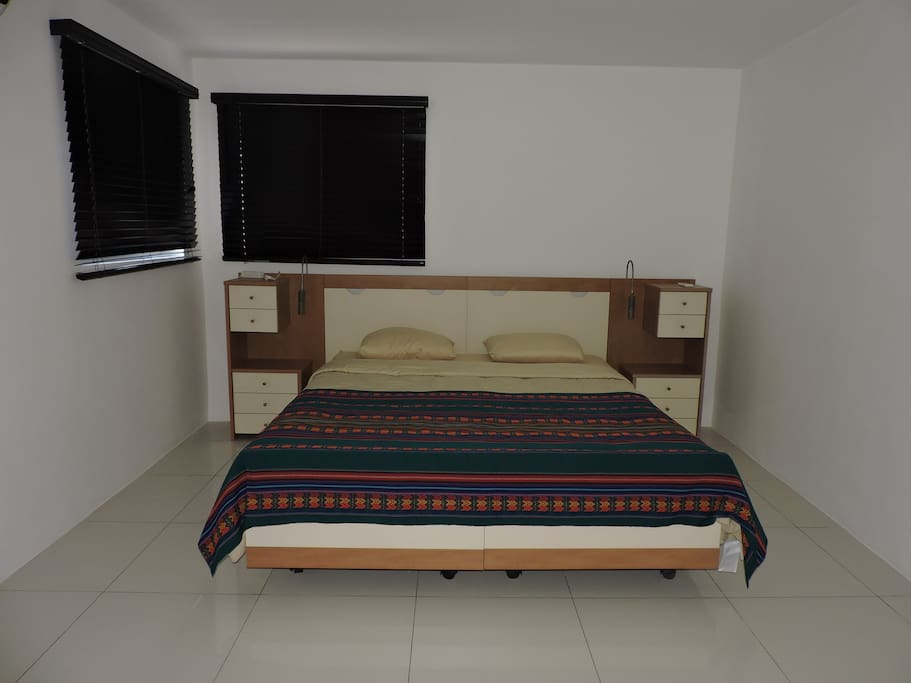 B b bellavista kamer c bed breakfasts for rent in jan thiel cura ao cura ao - Bed kamer ...