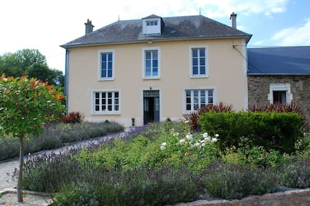 Charming Family Country House - Maisoncelles-Pelvey - Casa