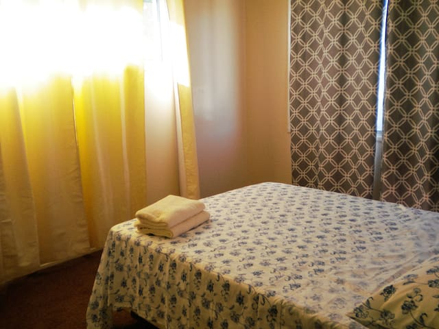 Clean Private Rm 32, free wifi - Gardena - Departamento