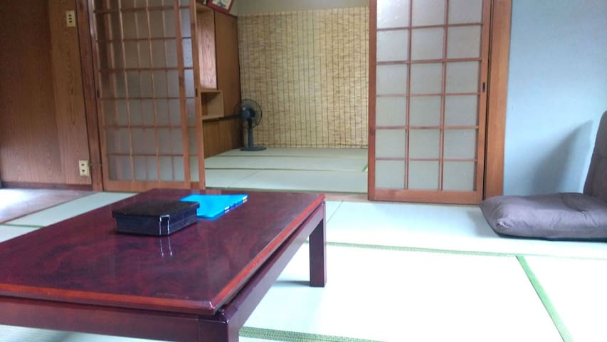 Near KIX Japanese GardenHouse Room3 - 貝塚市