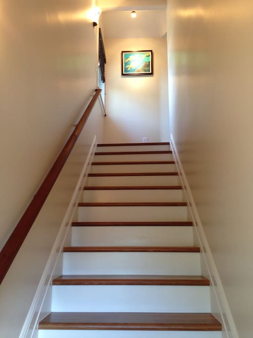 Stairs To Studio