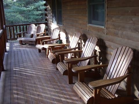 Lake Access Cabin, 3 private acres
