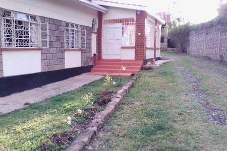 Serene Kiserian Home - Kajiado