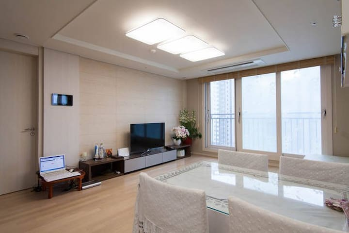 1 Bed Room : Yuki's Apartment_A type (1People) - Dongdaemun-gu - Wohnung
