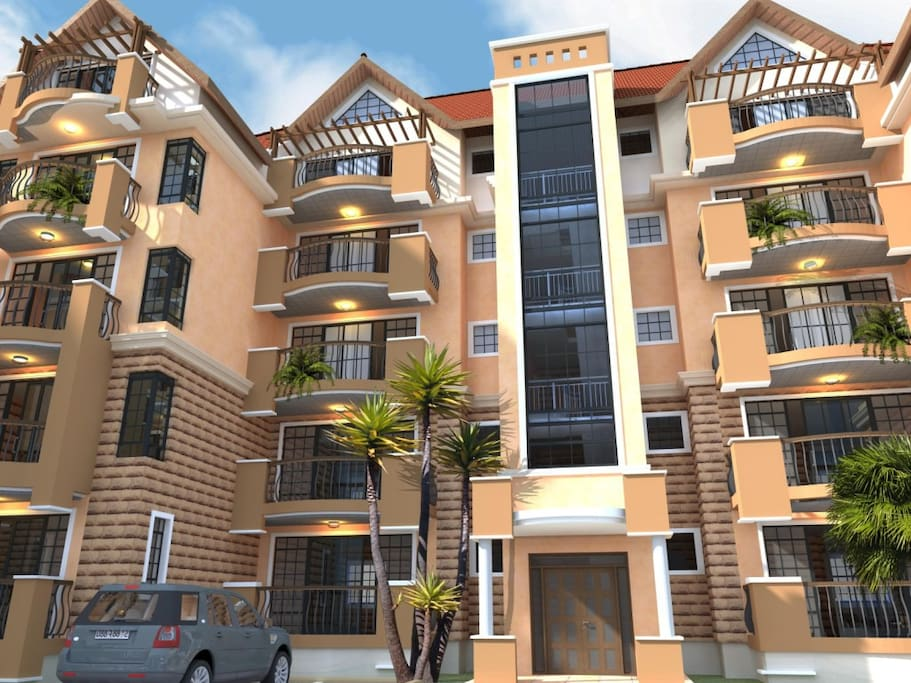 Fully Furnished Apartments For Rent In Nairobi