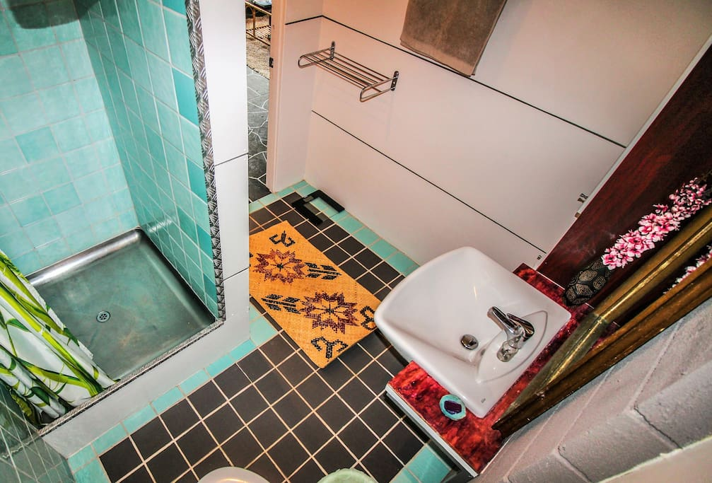 Convenient ground floor bathroom