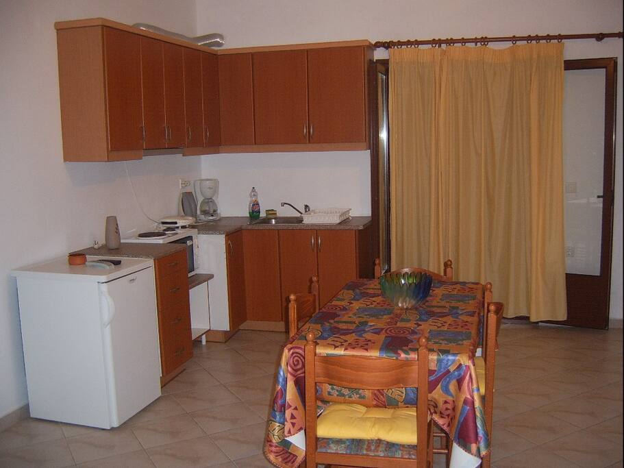 Studio In Kampos Appartements Louer Ikaria Gr Ce