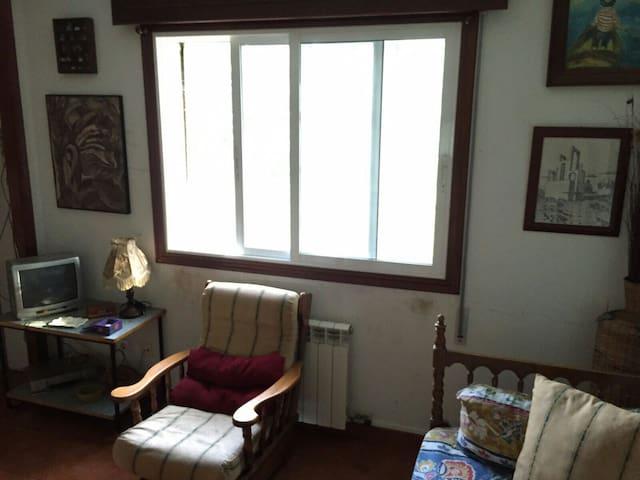 Habitación individual casa familiar - Galicia, ES - Casa