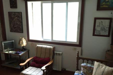 Habitación individual casa familiar - Galicia, ES