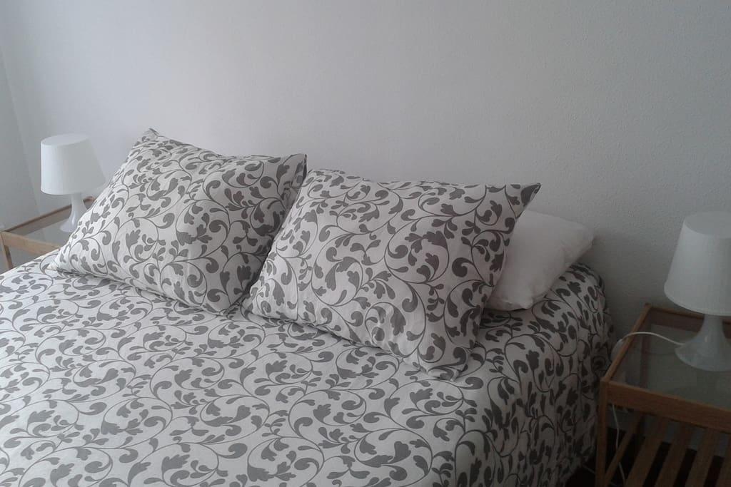 cama de matrimonio