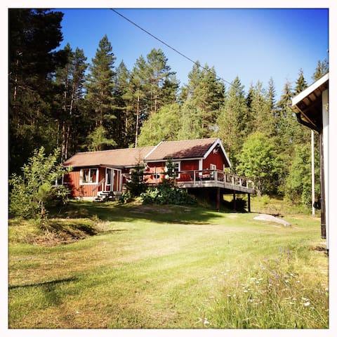 Vacation home - Sunne V - Houten huisje