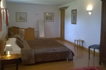 Charente Bed & Breakfast, Family Room. - Bernac