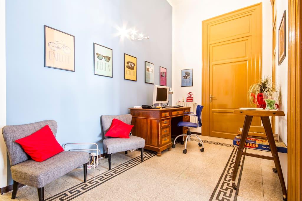 b b al teatro massimo centro citt chambres d 39 h tes louer palerme sicilia italie. Black Bedroom Furniture Sets. Home Design Ideas