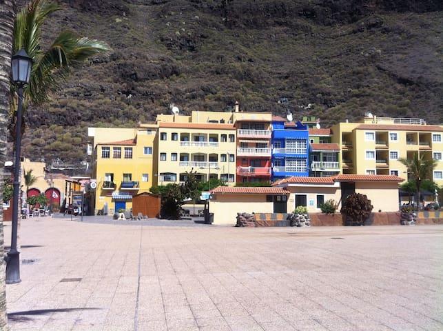 Lugar con más horas de sol de Spain - Tazacorte - Apartamento