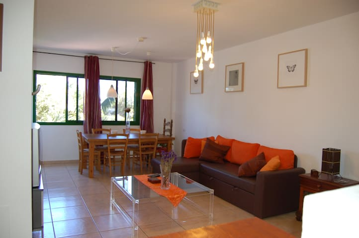 Spacious Apartment - Puerto de la Cruz - Appartement