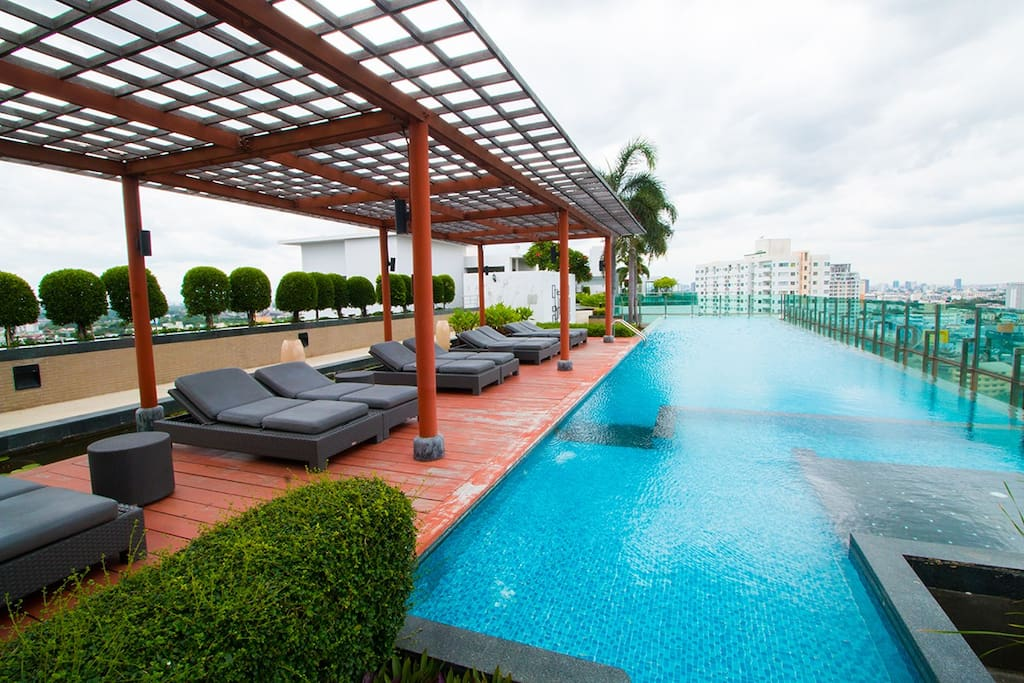 Ideo Mix Sukhumvit 103 - 방콕의 아파트에서 살아보기, Krung Thep Maha ...