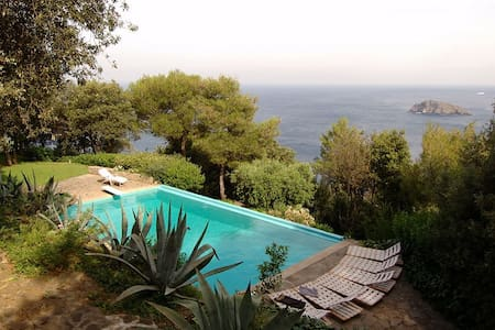 Luxury villa with swimming pool - Cala Piccola