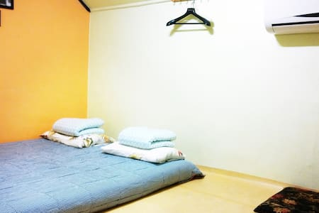 HomoNomad House_ Double room - Gyeongju-si - Bed & Breakfast