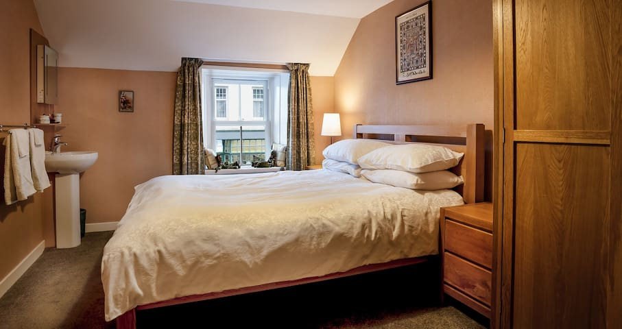 Luxury En-Suite Double Room with Breakfast - Killin - Bed & Breakfast