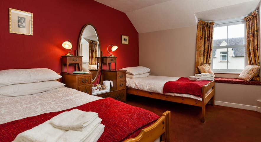 Twin Room with Breakfast - Killin - Bed & Breakfast