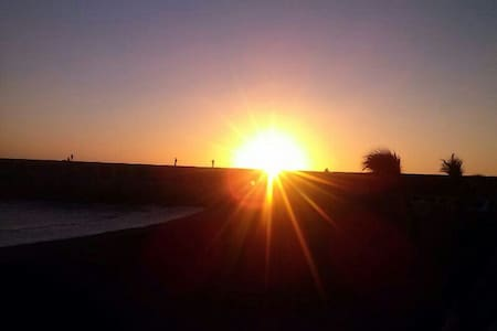 Lugar con más horas de sol de Spain - Tazacorte - Appartement