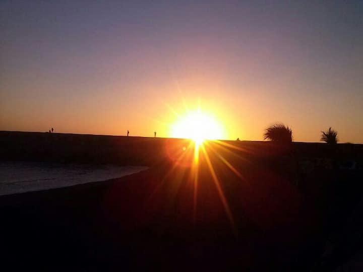 Lugar con más horas de sol de Spain