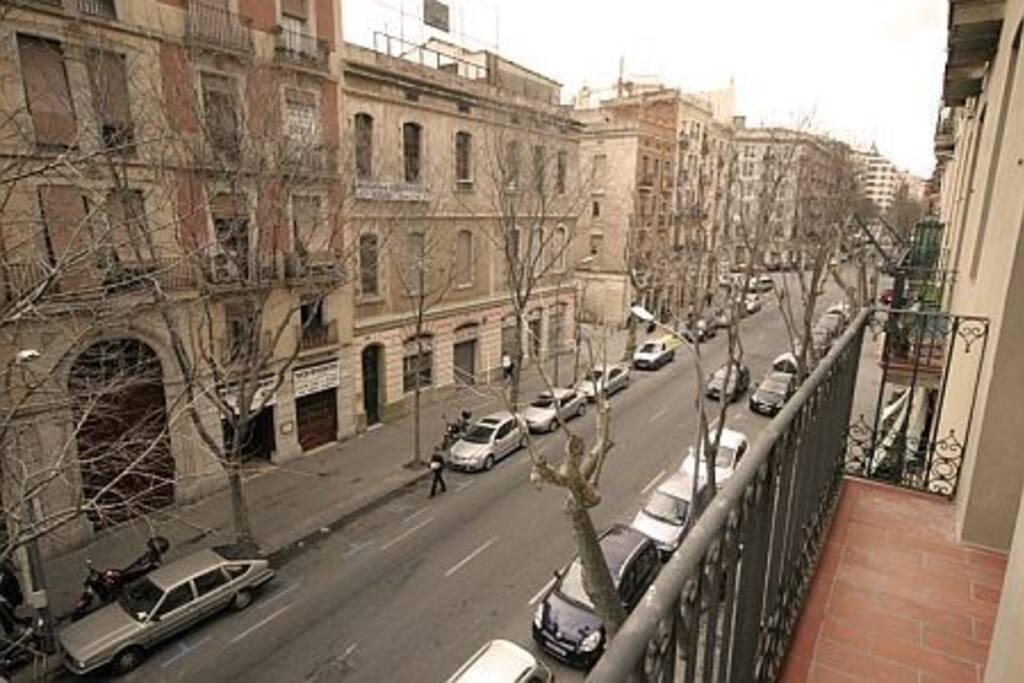 View Balcony