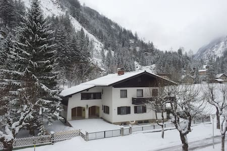 Ensuite Double Room No 4 Bad Gastein - Badgastein - Maison
