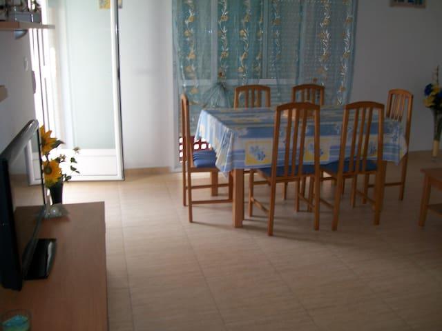 appartement clime proche de la plag - Águilas - Appartement