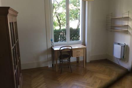 Schönes Zimmer, Familie, Stadt Bern - Berne - Byt