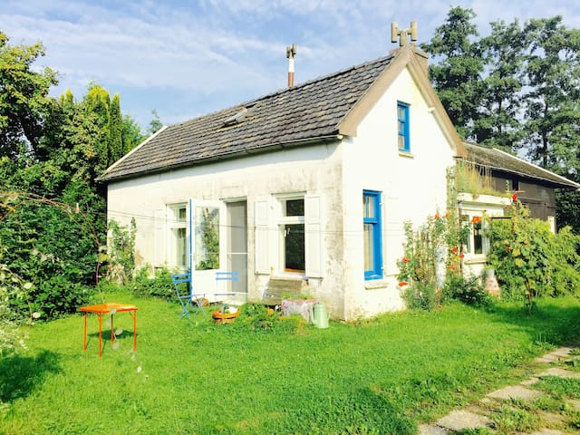 Lovely house completely to yourself - Ophemert - Hytte