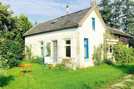 Lovely house completely to yourself - Ophemert - Chatka