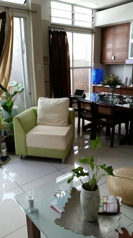 New Cozy Condo Apt. Marikina, 65sqm - Marikina - 公寓