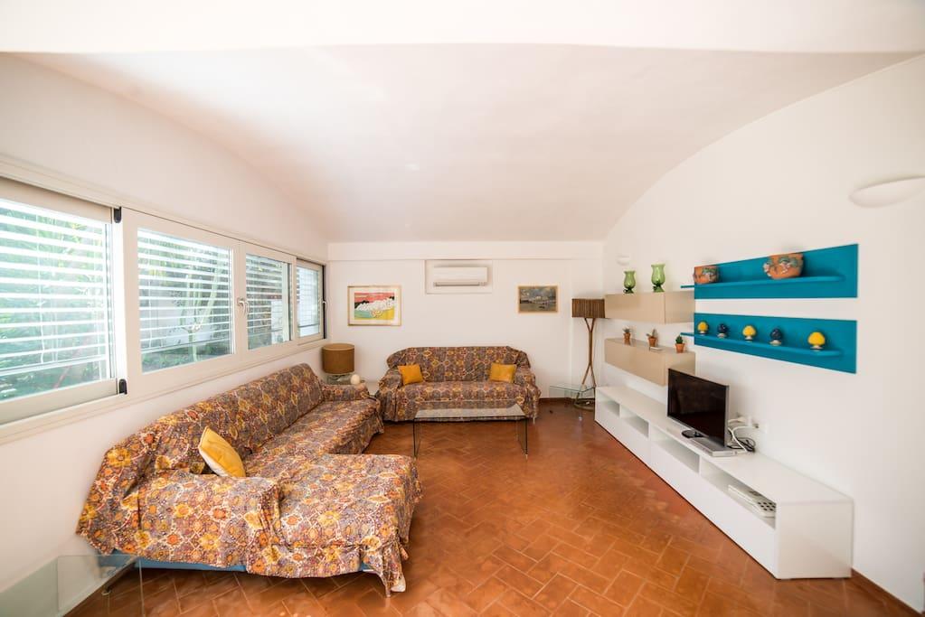 Zona living/salotto