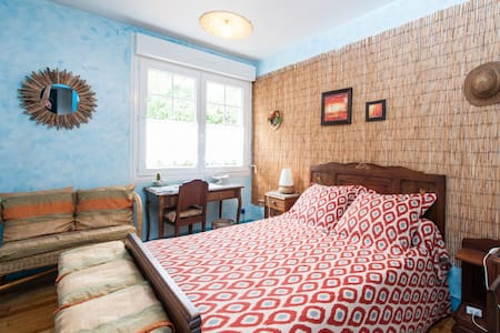 Chambre Africaine - Brest - Bed & Breakfast