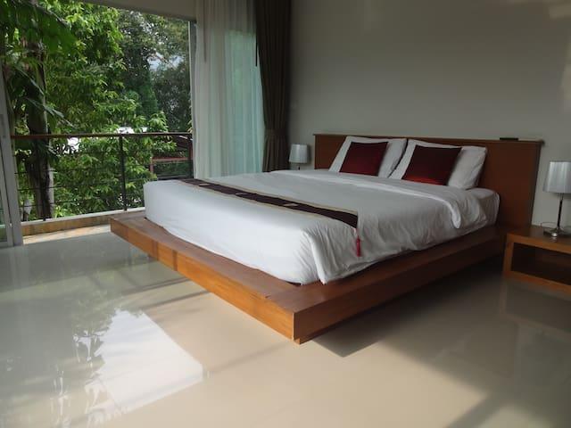 Kamala Hills 1BR Apt w/Pool [A-22] - Kammala - Lägenhet