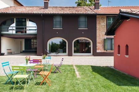 Borgo Merlassino - Ape Regina - Novi ligure - Apartamento