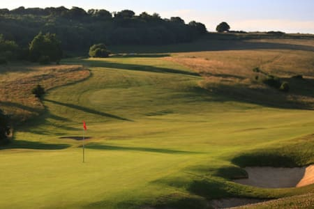 South Downs Eco golf retreat - Уэртинг - Дом