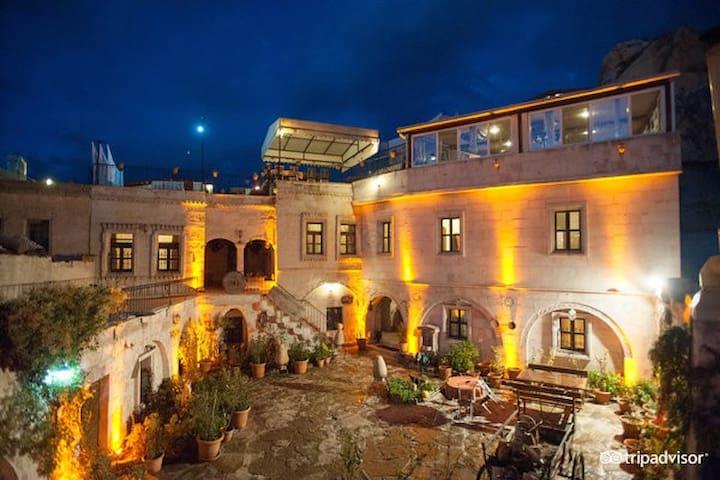 Caravanserai Cave Hotel - Göreme Belediyesi